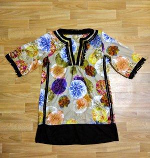 Zara Tunika Minikleid Neu