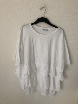Zara Shirt Tunic white