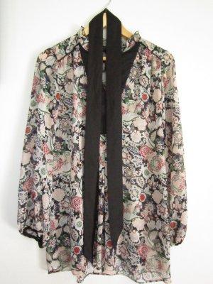 Zara Tunikabluse mit schönem Muster