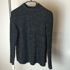 Zara Turtleneck-Shirt Oversize 34 xs Trend Neu