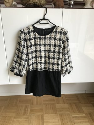 Zara Tweed Bluse