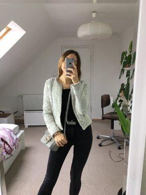 Zara Tweed Jäckchen XS/34