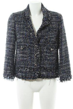 Zara Tweedblazer Webmuster 70ies-Stil