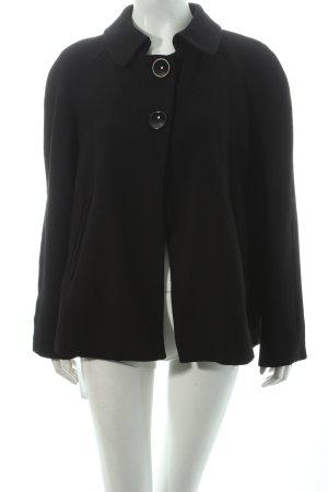 Zara Übergangsjacke schwarz 60ies-Stil