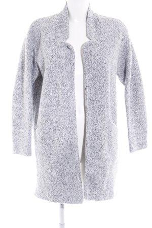 Zara Abrigo de entretiempo gris claro-gris look casual