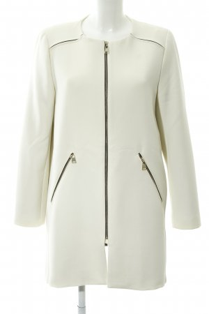 Zara Between-Seasons-Coat natural white business style