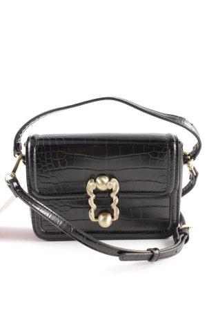 Zara Crossbody bag black business style