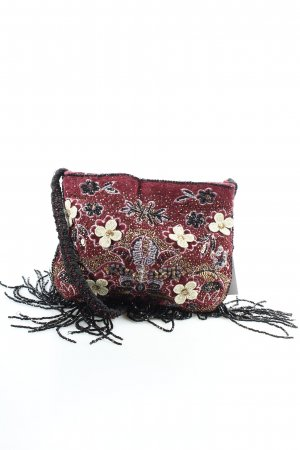 Zara Umhängetasche florales Muster Romantik-Look