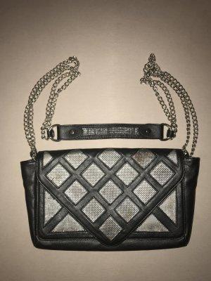 Zara Pochette noir-argenté