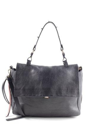 Zara Borsa a spalla nero stile professionale