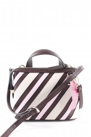 Zara Crossbody bag striped pattern retro look