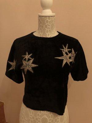 Zara Velvet Shirt
