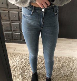 Zara Vintage High Waist Jeans