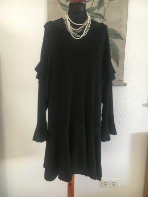 Zara Volantkleid Minikleid neu Abendkleid Cocktaildress 36 38 S M
