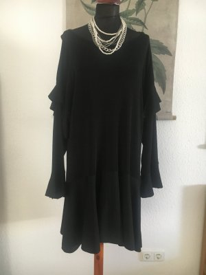 Zara Volantkleid Minikleid neu Abendkleid Cocktaildress 36 38 S M