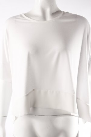 Zara W&B Collection Shirt weiß
