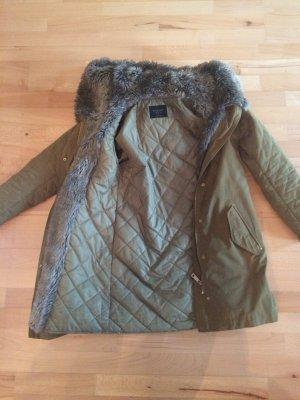 Zara: warmer, cooler Parka
