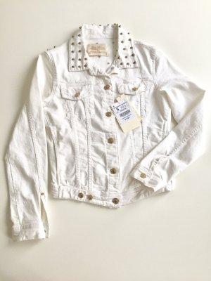 ZARA - Weiße Jeansjacke