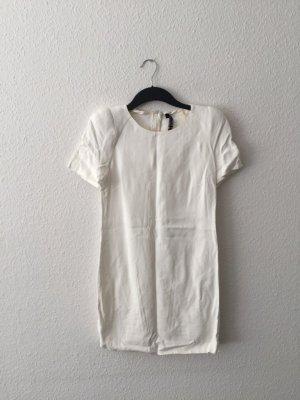 Zara weißes Minikleid S