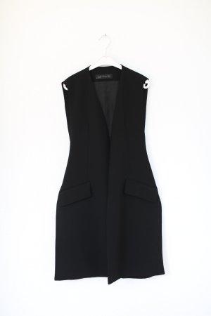 Zara Gewatteerd vest zwart