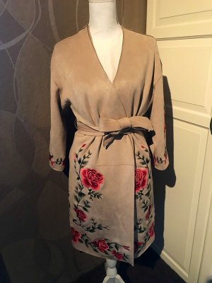 Zara Wildleder Kimono RAR