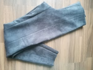Zara Wildleder leggings