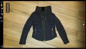 Zara Down Jacket dark blue-blue