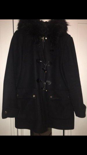 Zara Manteau d'hiver noir