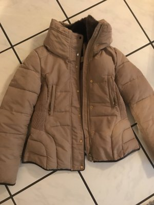 ZARA Winter Jacke Gr L
