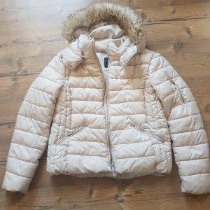 Zara Giacca invernale crema