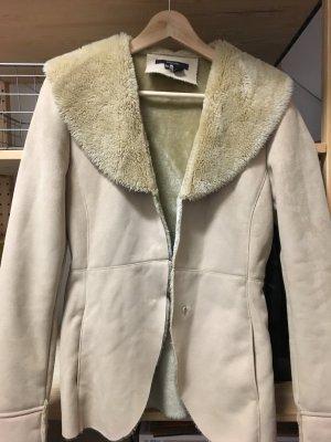 Zara Basic Veste d'hiver multicolore