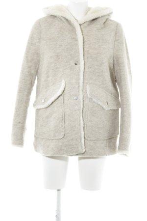 Zara Winterjacke meliert Casual-Look