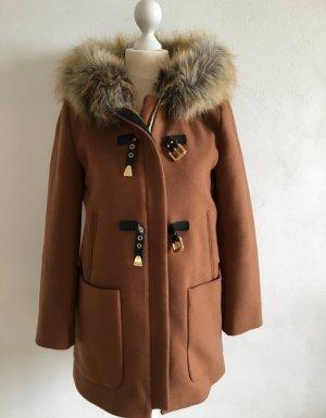 Zara Chaqueta marrón
