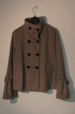 Zara Wolljacke in A-Linie-Form