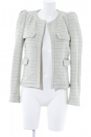 Zara Wool Jacket multicolored business style