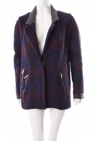 Zara Wolljacke meliert Business-Look
