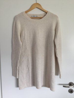 Zara Sweater Dress natural white-cream