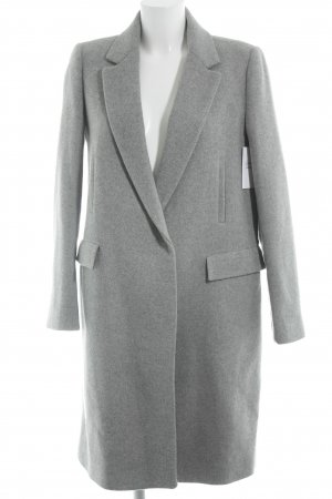 Zara Wool Coat grey casual look