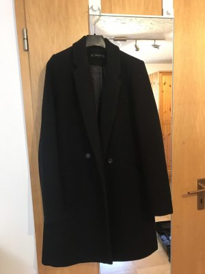 Zara Trafaluc Short Coat black