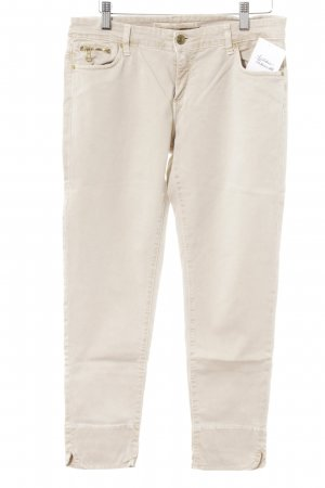 Zara Woman 7/8-Hose beige Casual-Look