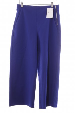 Zara Woman 7/8-Hose blau Casual-Look