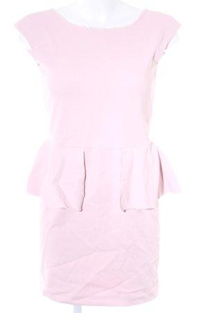 Zara Woman Abendkleid rosé Elegant