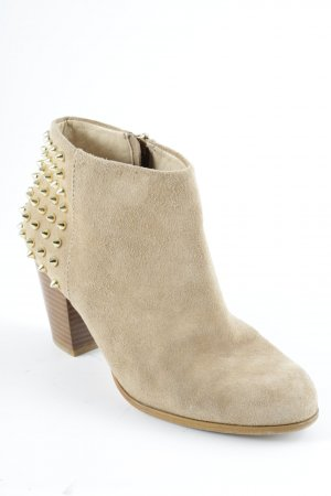 Zara Woman Ankle Boots mehrfarbig Street-Fashion-Look