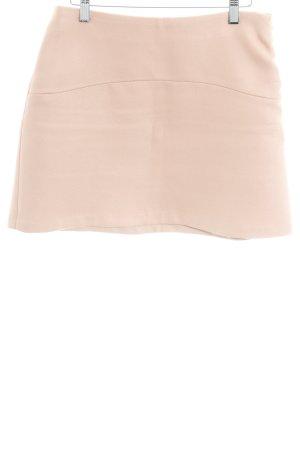 Zara Woman Asymmetrie-Rock apricot Casual-Look