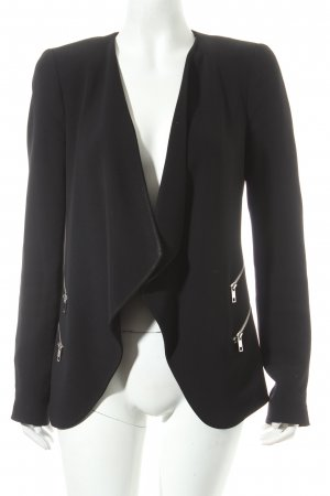 Zara Woman Blazer schwarz Business-Look