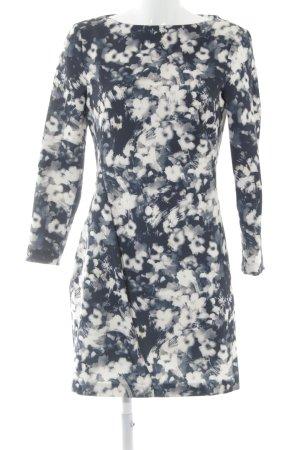 Zara Woman Bleistiftkleid abstraktes Muster Elegant