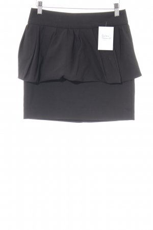 Zara Woman Bleistiftrock schwarz Business-Look