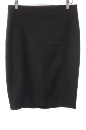 Zara Woman Bleistiftrock schwarz klassischer Stil
