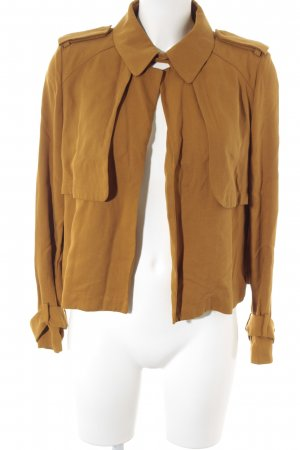 Zara Woman Blouson dunkelorange Casual-Look