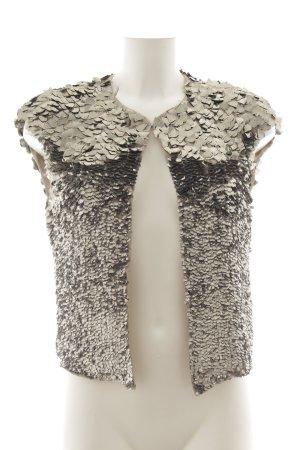 Zara Woman Blouse Jacket multicolored glittery